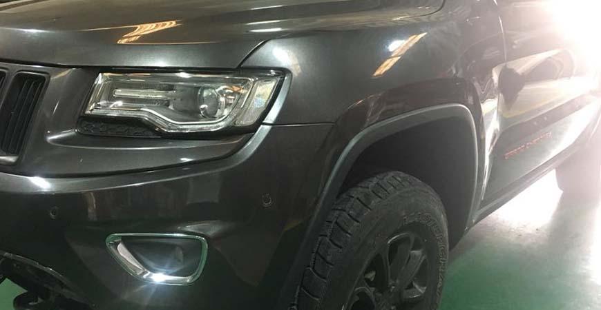 Car Brake Pad Service / Repair Dubai | Automotive Mechanic